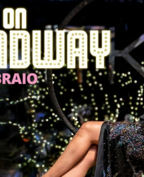 """A night on Broadway"": a Roma la cena-spettacolo di Federica Ambrosini"