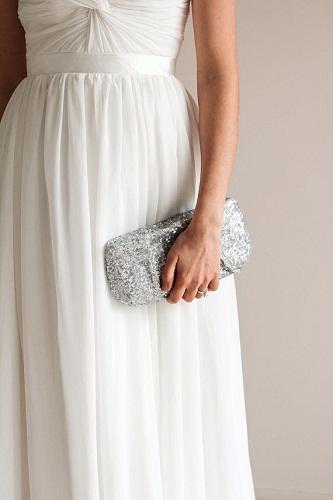 Pochette per la sposa