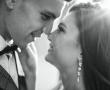 Melania Millesi, nozze da sogno eleganti e semplici