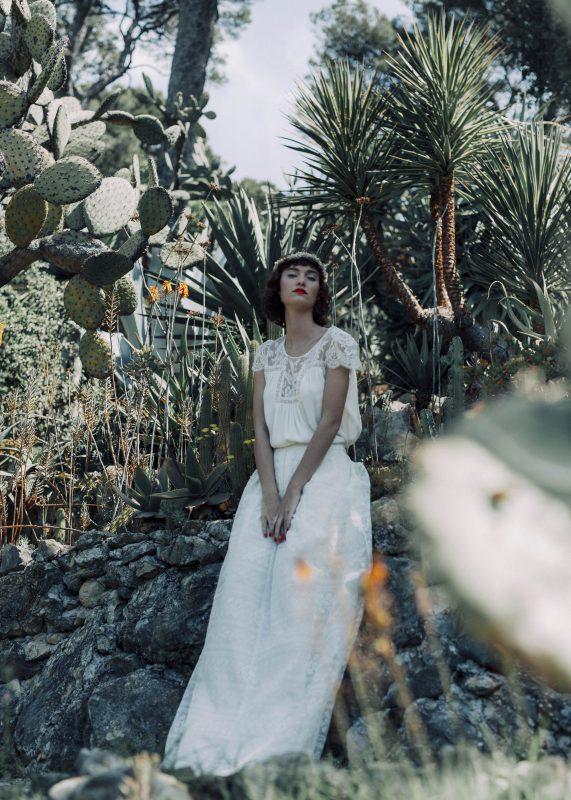 Abiti da sposa Laure de Sagazan 2020