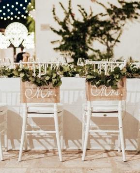 Decorazione tavolo degli sposi, 25 idee per il tavolo più ambito del matrimonio