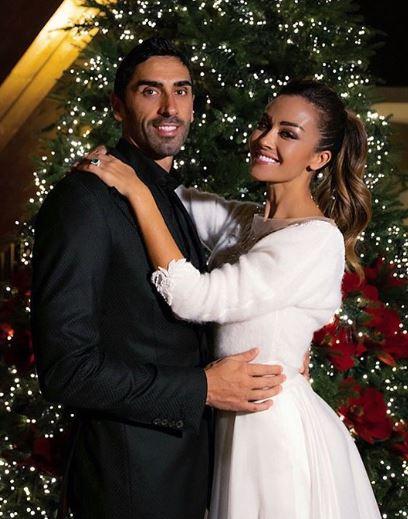matrimonio giorgia palmas