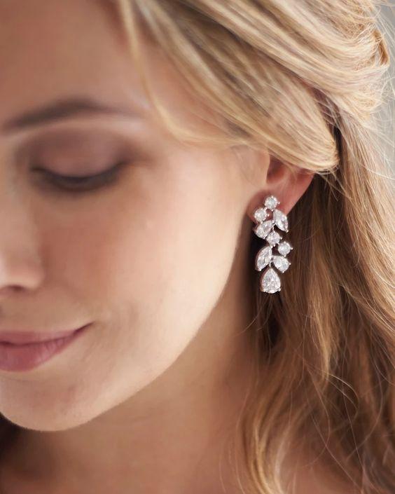 orecchini sparkling