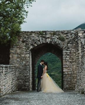 Castello di Naro, gioiello delle Marche per nozze uniche