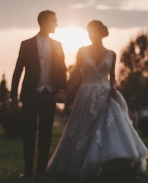 Federica Provini, cuore ed emozioni nelle foto di nozze