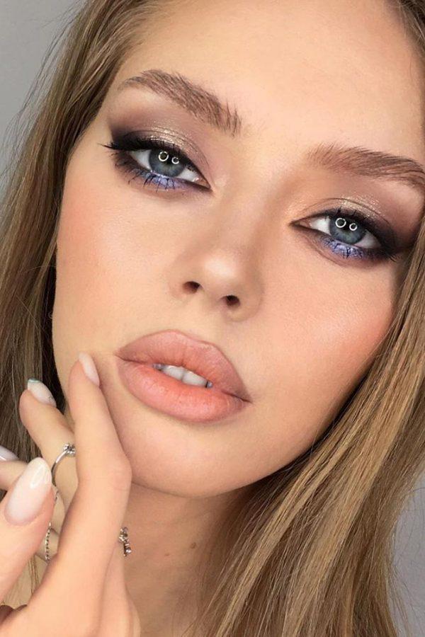 Makeup sposa occhi chiari