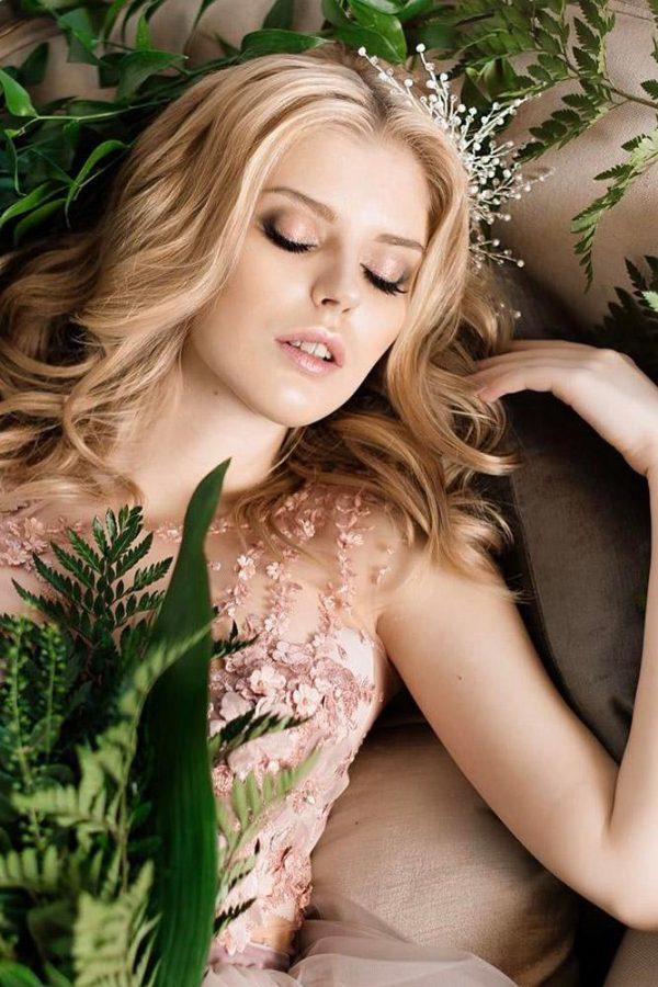 Makeup sposa naturale