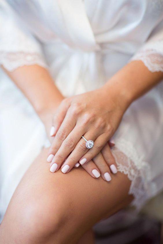 Manicure sposa 2020