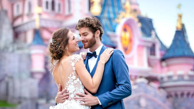 Matrimonio a Disneyland Paris