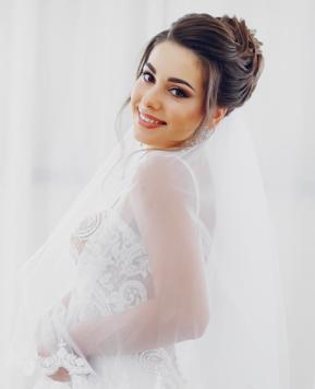 Trucco sposa naturale, eleganza e delicatezza per il giorno speciale