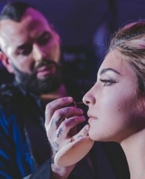 Allure di Orazio Tomarchio, la nuova linea Make-up Sposa 2020 regina per una notte