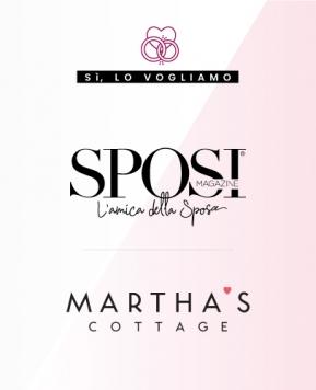 """Sposi Magazine firma una partnership con Martha's Cottage: """"Così rafforziamo la nostra distribuzione"""""""