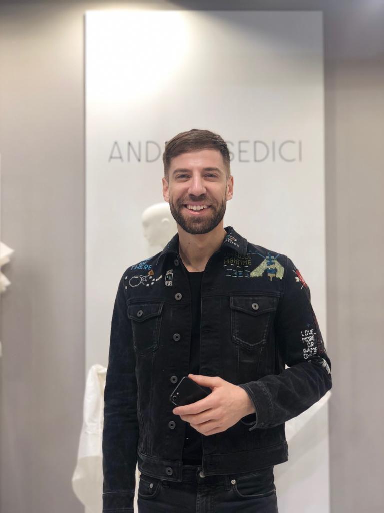 Andrea Sedici 2020
