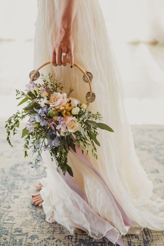 Bouquet da sposa originali