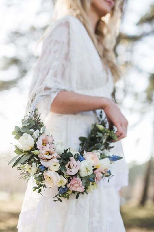 Bouquet sposa oroginali