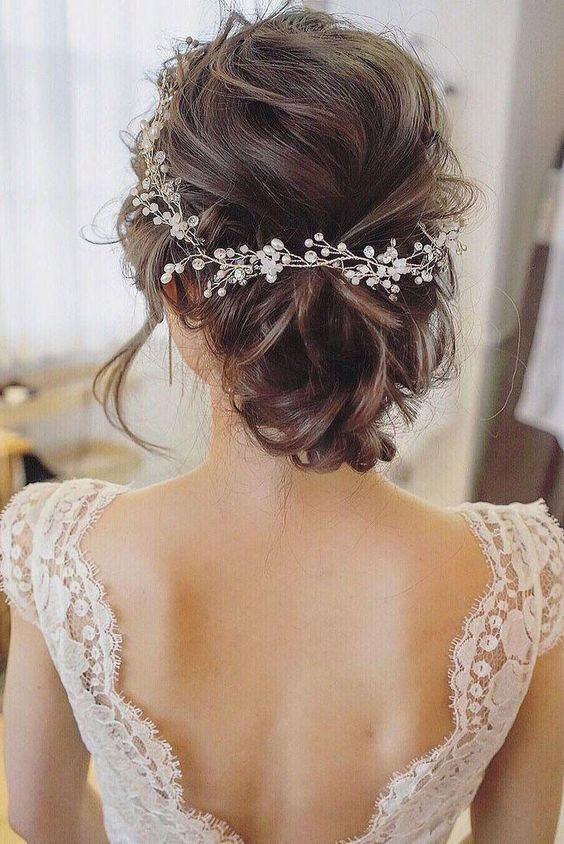 capelli sposa 2020