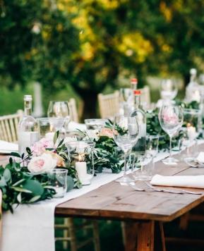 Decorazioni tavoli matrimonio, le idee e le ispirazioni per allestimenti indimenticabili