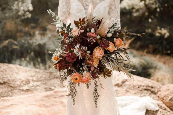 fiori sposa autunno