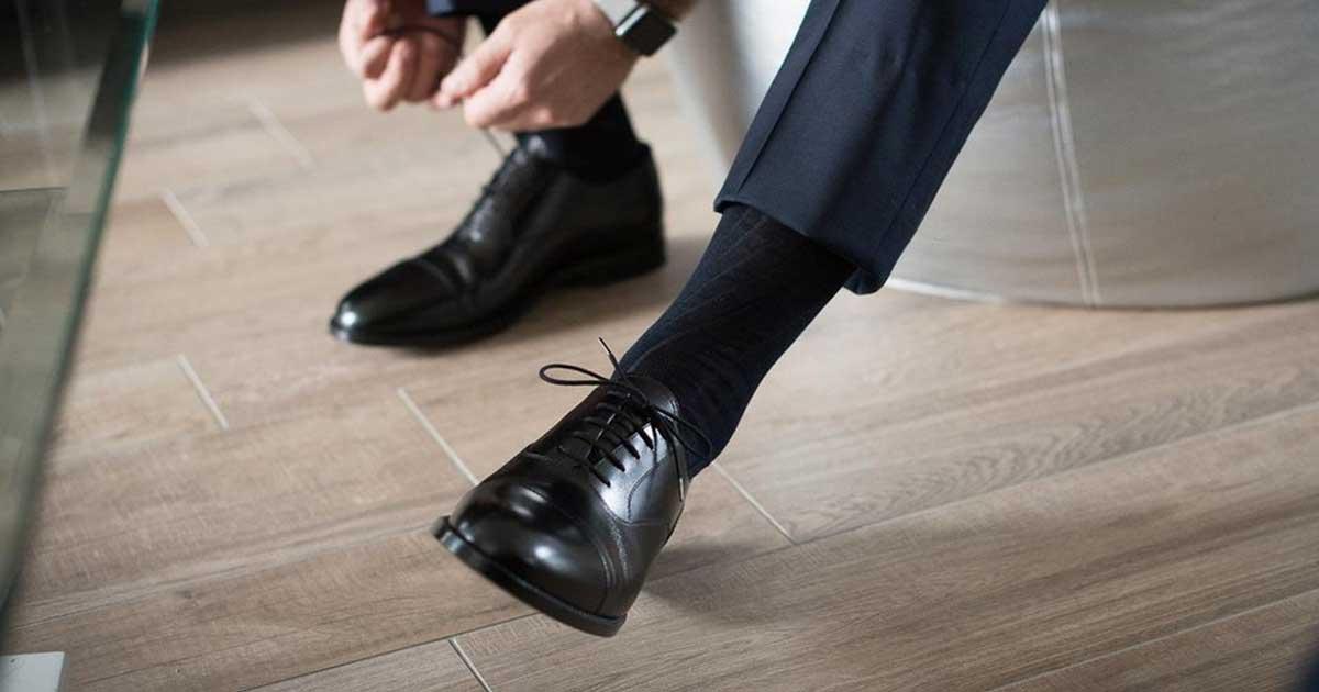 scarpa cerimonia uomo 2020