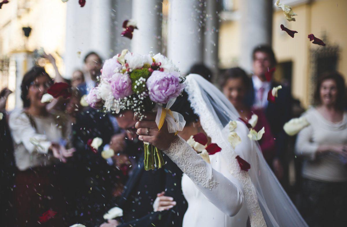 Il matrimonio è un insieme di attimi da ricordare