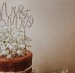 Cake topper: le foto e tutto quello che devi sapere sulla decorazione più trendy per la torta nuziale!
