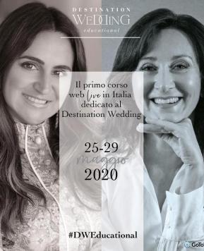 Destination Wedding Educational, esperti svelano il turismo matrimoniale