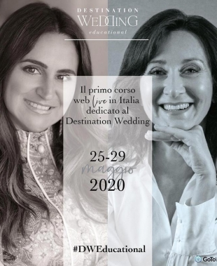 Destination Wedding Educational, esperti svelano il turismo matrimoniale