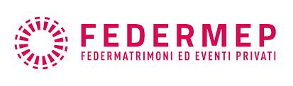 In questa immagine il logo di Federmep, Federmatrimoni ed Eventi Privati
