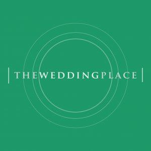 Questa immagina è il logo di The Wedding Place