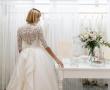Maison Mirage 2021, glamour ed eleganti le collezioni Musa Bridal couture e Nadia Orlando couture