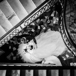 Foto sposi Michele Dell'Utri
