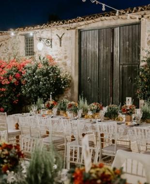 Sofia Gangi, un matrimonio d'ispirazione siciliana tra folklore ed eleganza