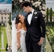 Matrimonio Elettra Lamborghini e Afrojack: tutte le foto di un Sì da sogno