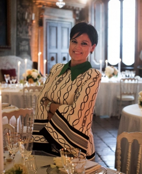 Nives Malvestiti, l'importanza del wedding planner in periodo Covid