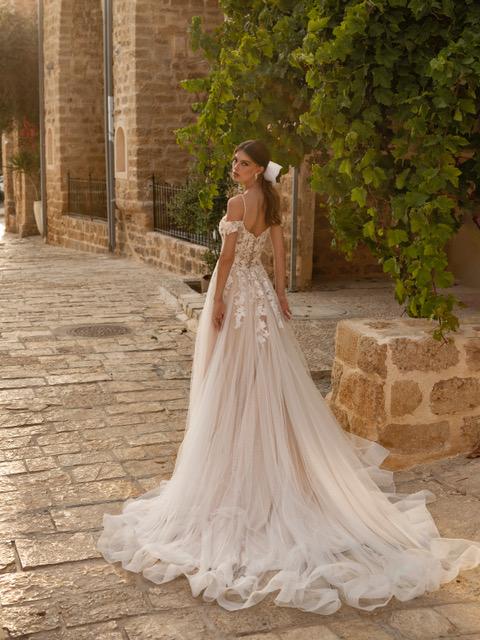 Capri Sposa 2021 abito da principessa