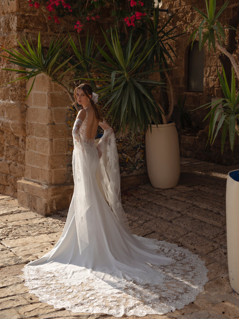 Abito sposa Capri 2021