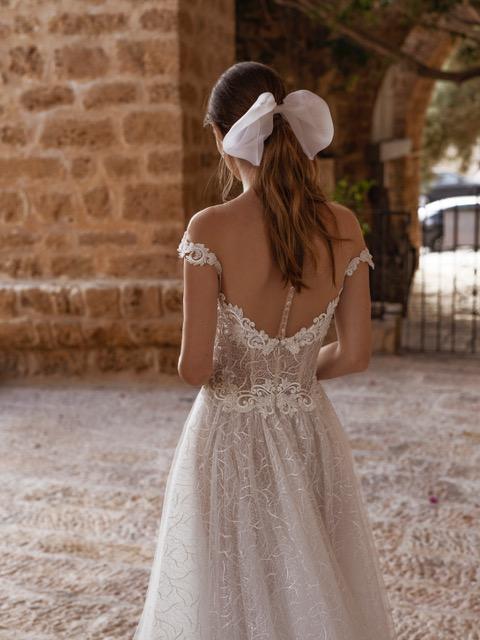 Capri abito sposa principessa