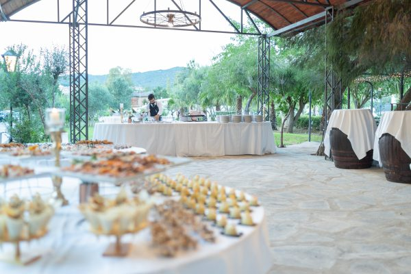 Matrimonio allestimento Francesca Pittau