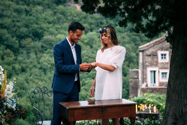 Matrimonio Valeria Fazio