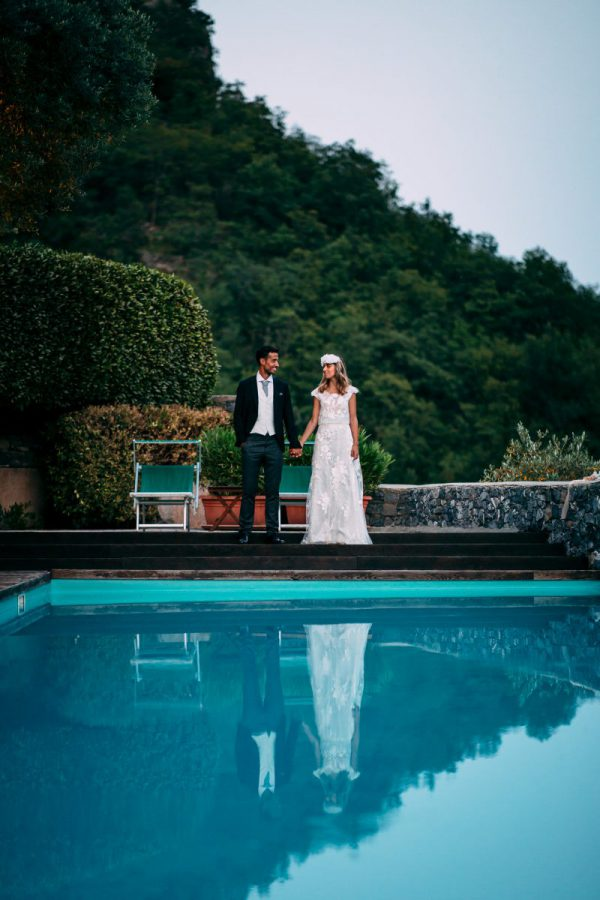 Matrimonio Liguria Valeria Fazio