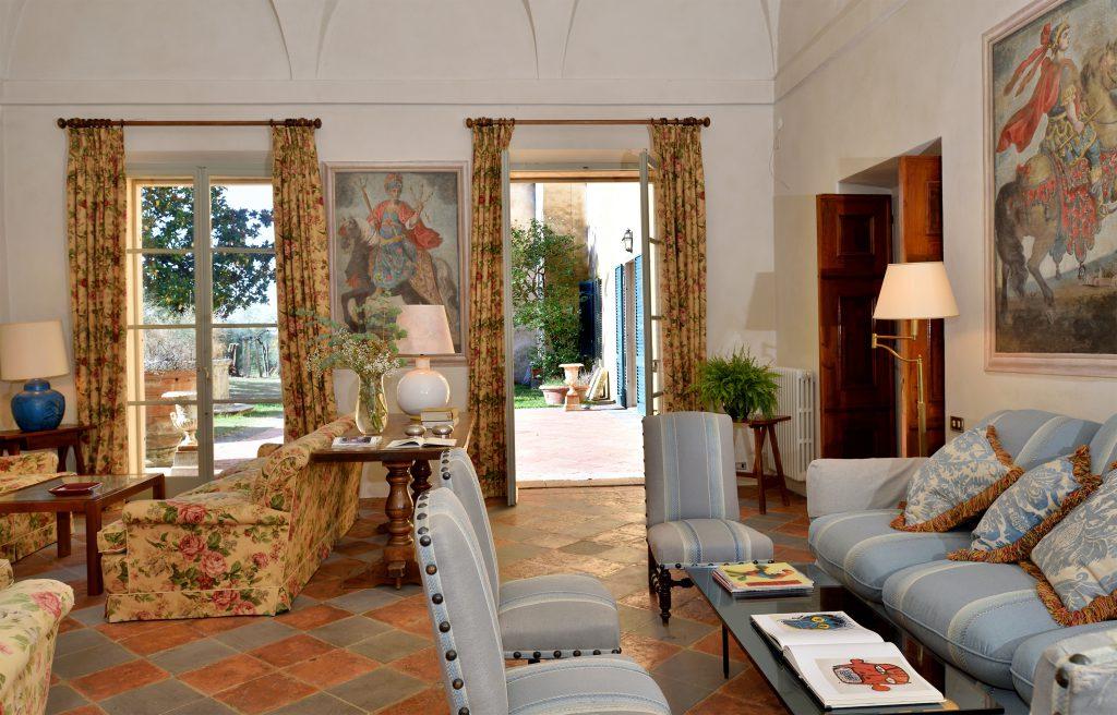 Salotto Certosa di Maggiano