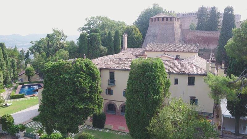 villa conventino di gradara