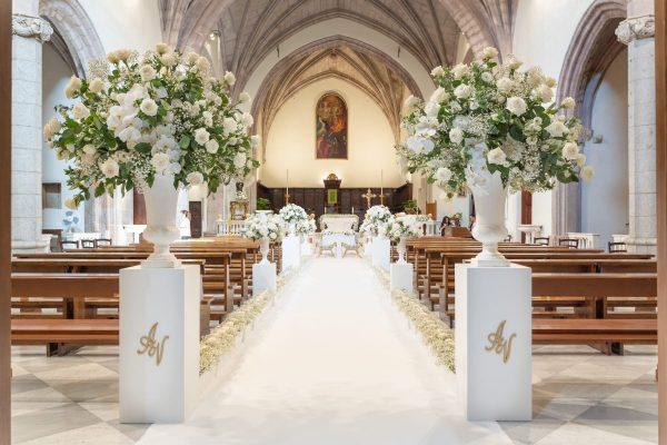 Allestimenti altare Francesca Pittau
