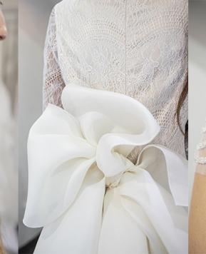 Sartoria Marinela Irimia, abiti da sposa in un mix di eleganza e luminosità
