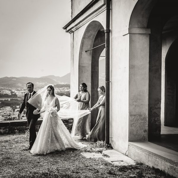 Servizio matrimonio Dell'Utri Studio