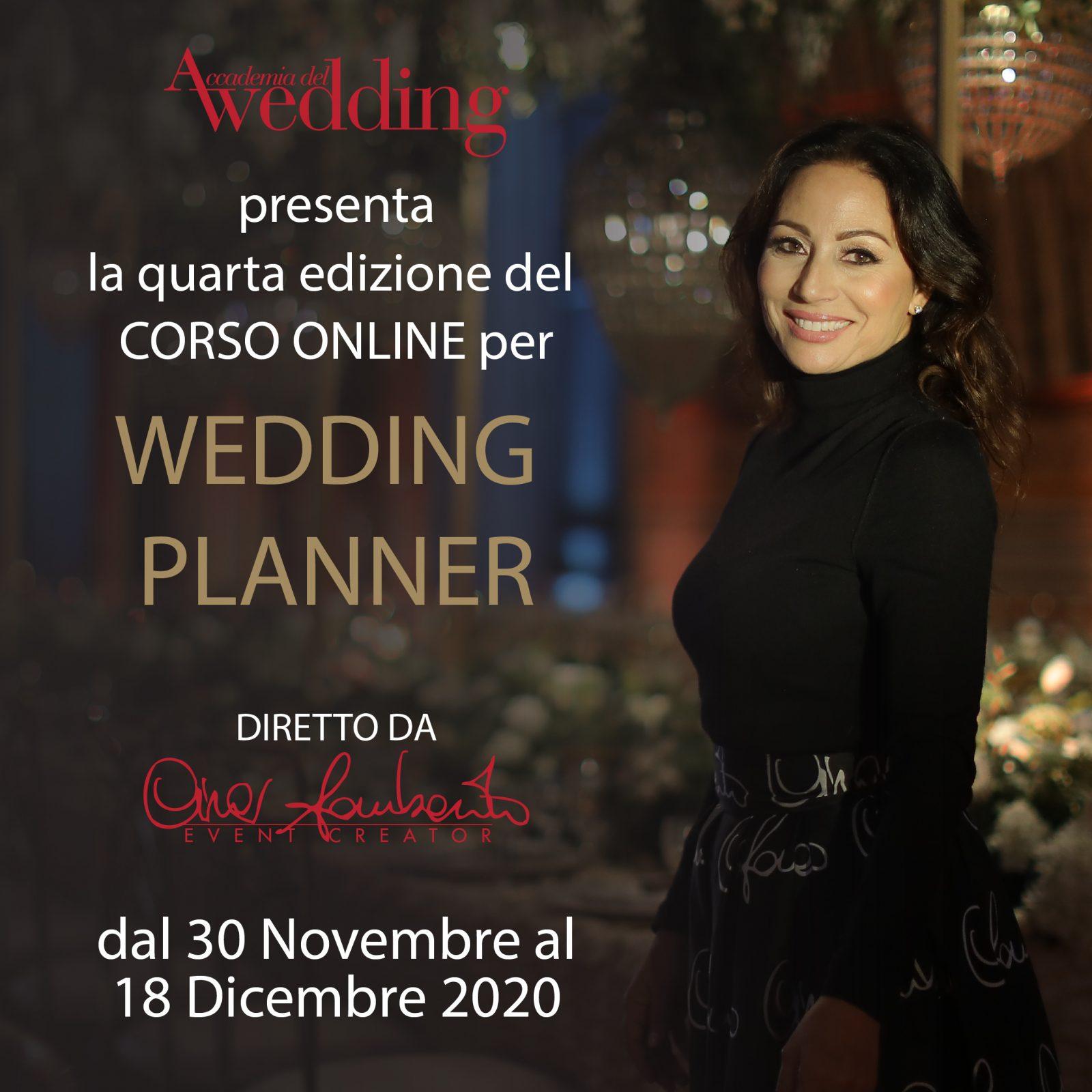 Corso Wedding Planner On Line Cira Lombardo