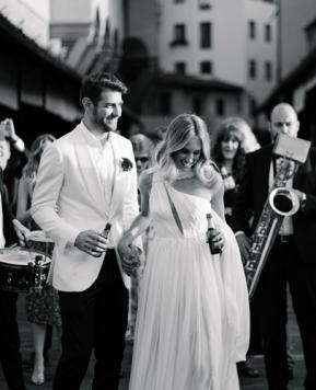 Diana Da Ros, creatività e passione per nozze perfette