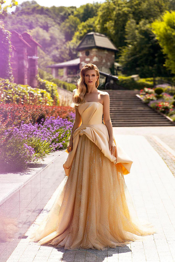 Evening Couture 2021 Ricca Sposa Italia