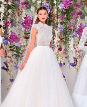 Vestiti da sposa semplici Atelier Emé, una collezione per romantiche sognatrici
