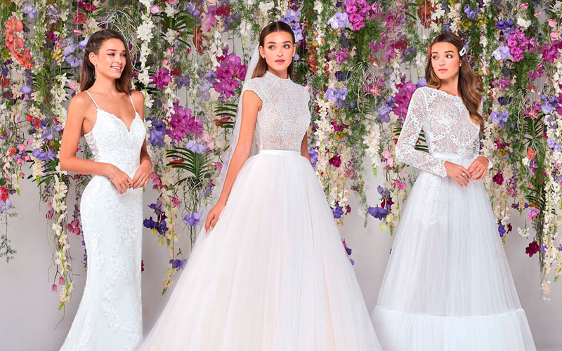 Vestiti da sposa semplici Atelier Emé